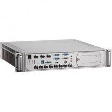 Компактный компьютер nROK5300-AC8 Intel® Core™ i5 3610ME fanless rackmount railway computer with 8-channel PoE and 24VDC isolation power input
