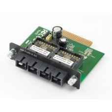 Модуль NM-FX02-S-SC-T Two100BaseFx single mode Ethernet with SC connector module for NP-6000, t:-40/+75