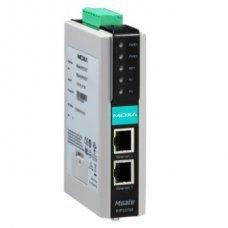 Преобразователь MGate EIP3270-T 2-port DF1 to EtherNet/IP gateway, -40-75 C