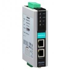 Преобразователь MGate EIP3170I-T-IEX 1-port DF1 to EtherNet/IP gateway with 2 KV isolation, t: -40/+75