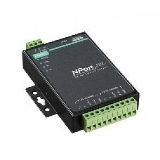 Сервер NPort 5232-T 2 port RS-422/485,10/100 Ethernt,t:-40/+70, без адаптера питания