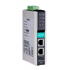 Сервер NPort IA-5150I-T-IEX 1-port RS-232/422/485 to 2-ports 10/100BaseT(X), 2KV isolation, t: