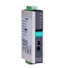 Сервер NPort IA-5150I-S-SC-T 1-port RS-232/422/485,2KV isolation,100M Single mode, SC,t:-40/+75
