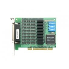 Плата CP-138U-I-T w/o Cable 8 port RS-422/485, Universal PCI, 921.6Kbps, surge protectoin, isolation 2KV, t:-40