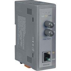 Модуль NS-200FT CR Industrial 10/100 Base-T to 100 Base-FT Fiber Optical Converter