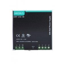 Блок питания DRP-240-48 MOXA 240W/5A DIN-Rail 48 VDC power supply, 85 to 264 VAC input, t:-10/+70