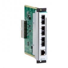 Модуль CM-600-3SSC/1TX Fast Ethernet interface module 1х10/100BaseT(X), 3х100BaseFX single-mode (SC)