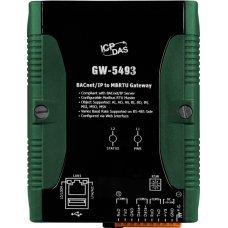Модуль GW-5493 BACnet/IP to Modbus TCP Gateway