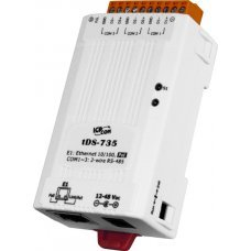 Модуль tDS-735 CR Tiny Device Server with PoE and 3 RS-485 Ports (RoHS)