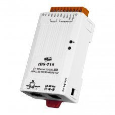 Модуль tDS-718 CR Tiny Device Server with PoE and 1 RS-232/422/485 Port (RoHS)