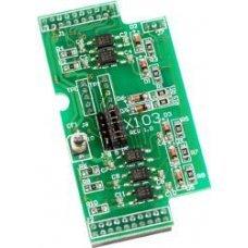 Модуль X103 7-channel isolated digital input board