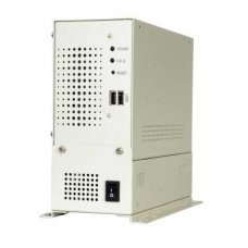 Корпус PAC-53GHW/A618A 3-slot Half-size Chassis,White,w/ACE-A618A-RS(180W ATX model)