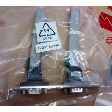Кабель 1701092300 Плоский кабель D-SUB 9P(M)