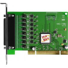 Модуль VXC-148U CR Universal PCI, Serial Communication card with 8 RS-422/485 ports (RoHS)Includes one CA-PC62M D-Sub connector.