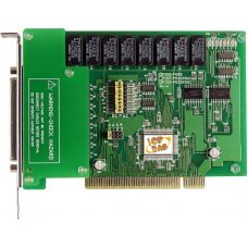 Модуль PISO-P8SSR8AC 8- channel isolated digital input, 8- channel AC SSR output