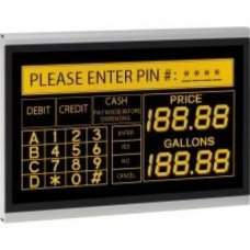 Устройство видеоотображения EL640.400-C3 FRA (OQ1: 1-2 pcs) 996-5062-00LF EL640.400-C3 with aluminum frame
