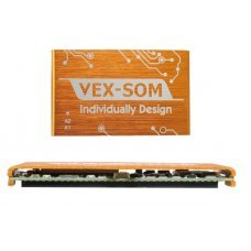 Плата    VEX-SOM-DEV    Vortex86EX SOM128pin CPU Module development board with cable kit, PCI-E to Mini PCI-E adapter and Mini PCI-E VGA module