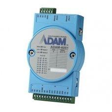 Модуль ADAM-6251-B 16-ch Isolated Digital Input Modbus TCP