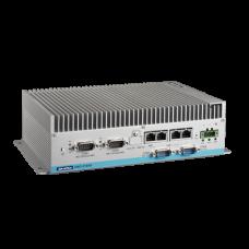 Компактный компьютер UNO-2184G-D64E COMPUTER SYSTEM, i7-3555LE, 4G RAM w/ 4xLAN,4xCOM,2xMini-PCIe