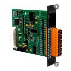 Модуль I-9017-15 CR 14-bit, 100 K sampling rate, 15-channel analog input module (RoHS)