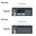 Корпус  ACP-4020MB-40ZE       CHASSIS, ACP-4020MB-00XE w/ PS8-400ATX-ZE