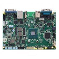 Плата  CAPA848VHGA-N2807      ( E38E848100 ) Intel Celeron N2807 with One LAN 4COM ports 4USB and audio VGA/LVDS/HDMI